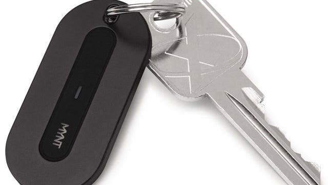 Attach this tracker to your keys and never lose them again.