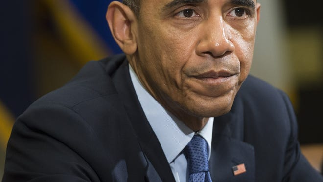 President Obama called 2014 the planet's warmest year on record.