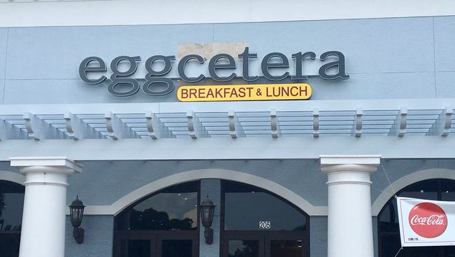 Eggcetera opened in the plaza at the corner of Summerlin and Bass roads in May 2018.