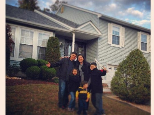 Krystle was determined to buy this home for her family.