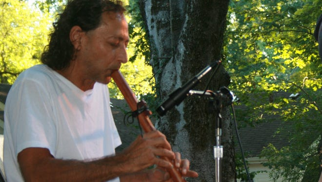 Multi-instrumentalist Massood Taj will be among the performers at CreativityFest 2018 set for March 31 at the Center for Sustainable Stewardship Retreat in Franklin.