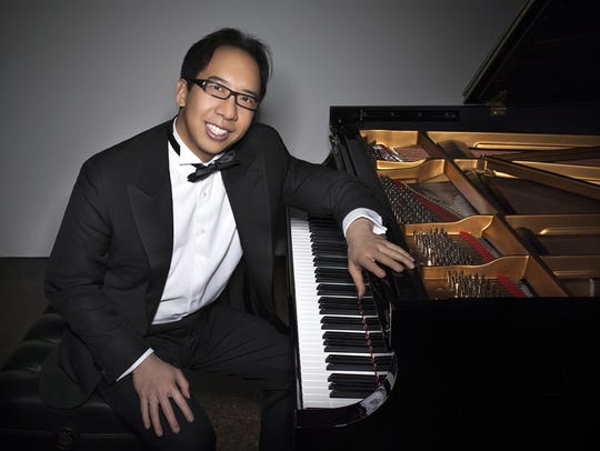 Internationally acclaimed pianist Joel Fan will appear