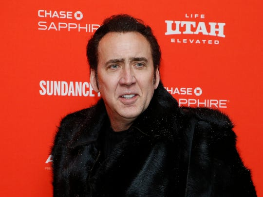 Superman fan Nicolas Cage is voicing the Man of Steel