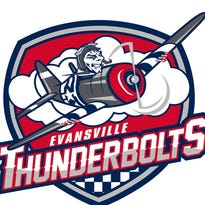 Macon Mayhem even up series with Evansville Thunderbolts