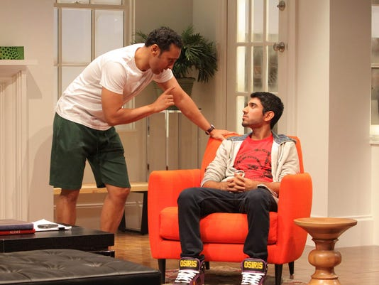 Theater Disgraced