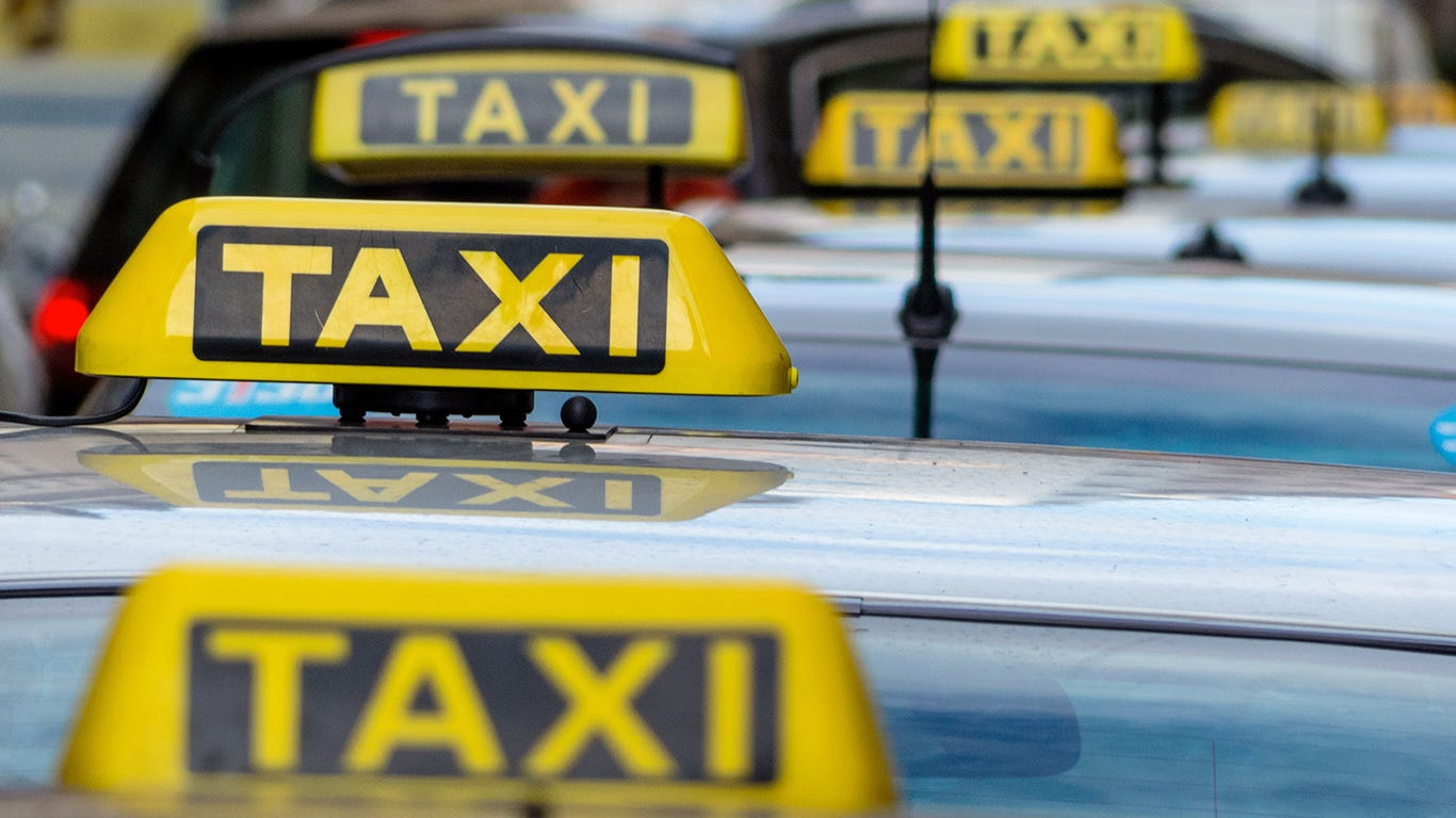 17. Taxi Drivers And Chauffeurs U003e Fatal Injuries In