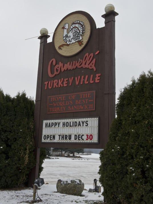Cornwell's Turkeyville