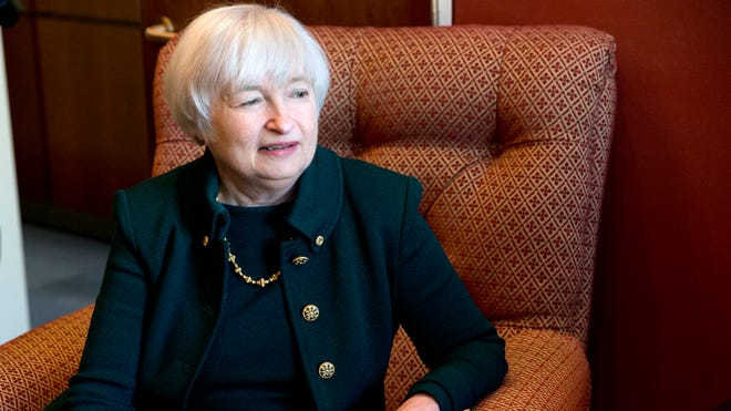 The Senate Banking, Housing and Urban Affairs Committee will hold a hearing Thursday, Nov. 14, on Janet Yellen's nomination to chair the Federal Reserve's Board of Governors.