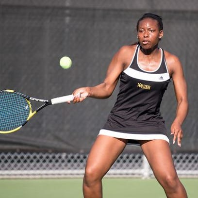 Sha'Nel Bruins reached the NAIA South Regional Finals Sunday.