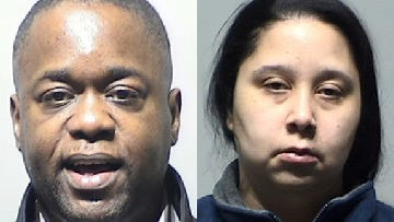 Charles Bothuell IV and his wife, Monique Dillard-Bothuell, were arrested Friday morning.
