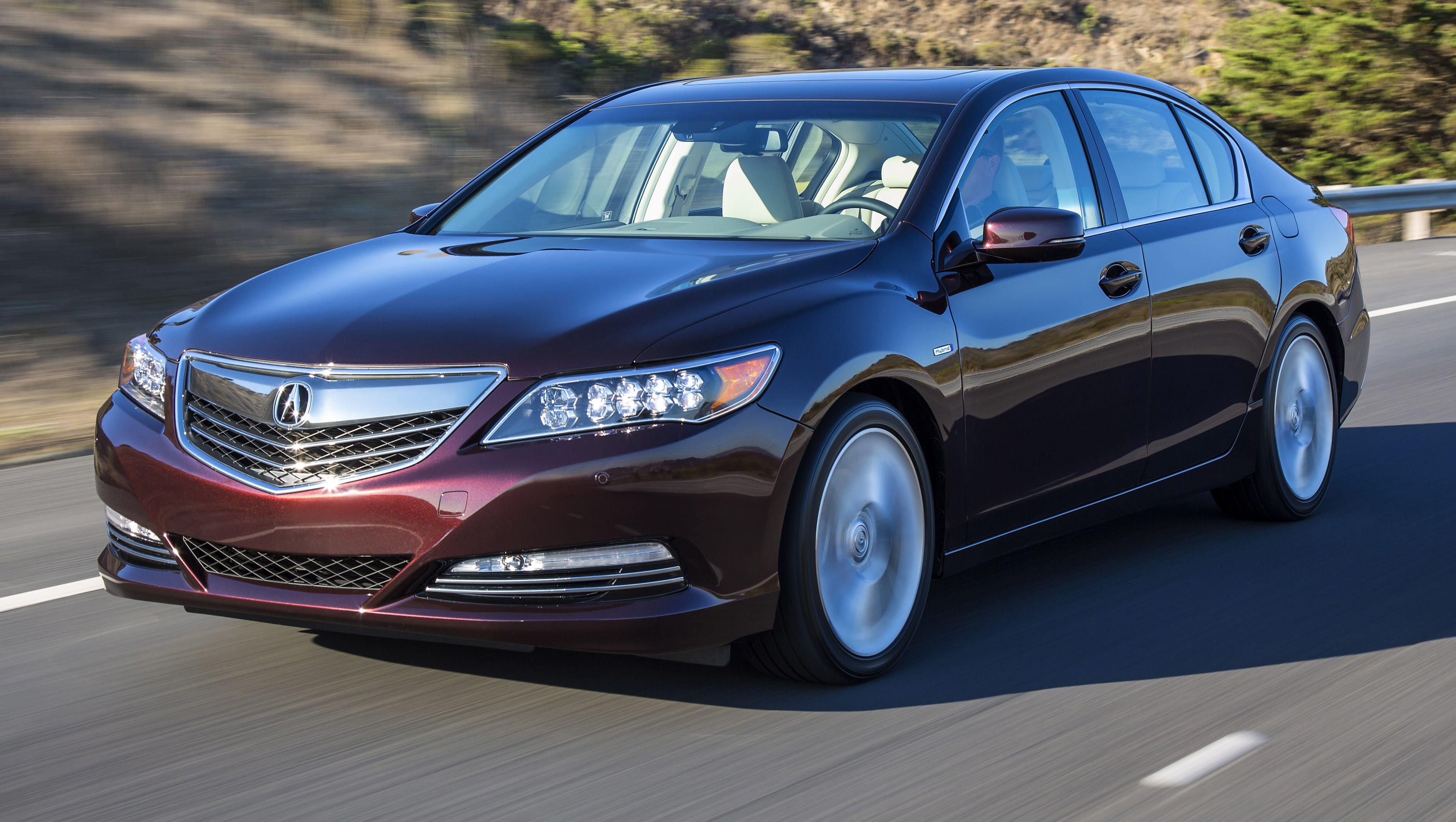 Review 2016 Acura Rlx Sport Hybrid Is Both Sporty And Upscale