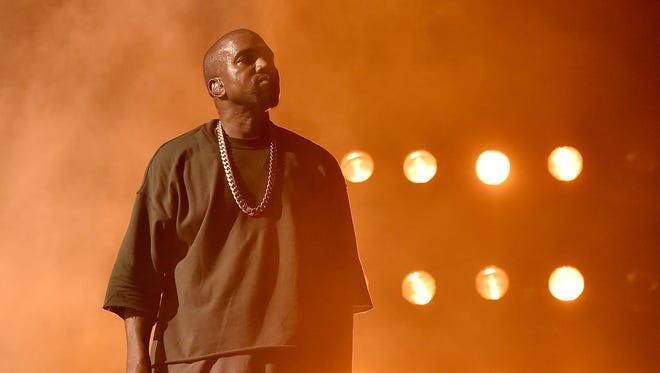 Kanye West's 'The Life of Pablo' is No. 1 on the album chart.