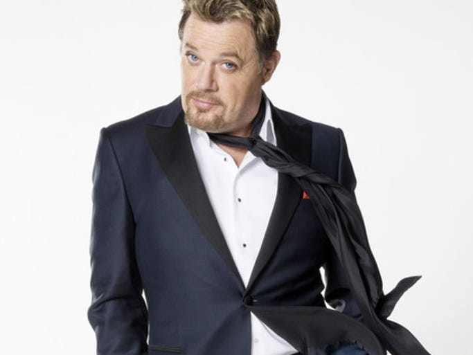 6/2-3: EDDIE IZZARD | The comedian, actor  and writer