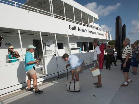 NPS Ferry Service