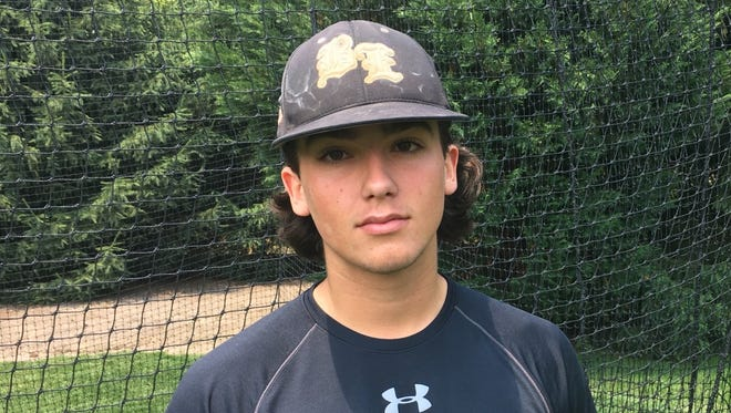 A freshman this spring on the Bishop Eustace Prep baseball team, Matt Orlando is set to compete for the Olympic/Colonial in this week's Carpenter Cup Classic.