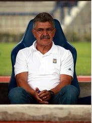 El técnico interino de la Selección Mexicana de futbol,