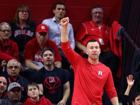 Rutgers men's basketball vs. Florida State at the RAC