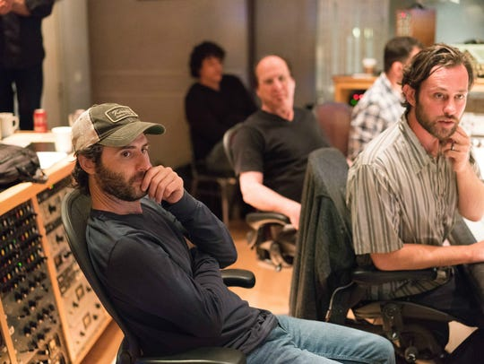 The 'Piper' scoring session at Skywalker Sound in Nicasio,
