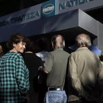 The Greek financial crisis