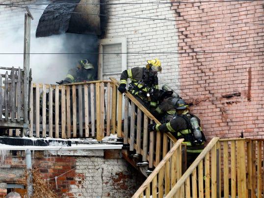 Toledo fire
