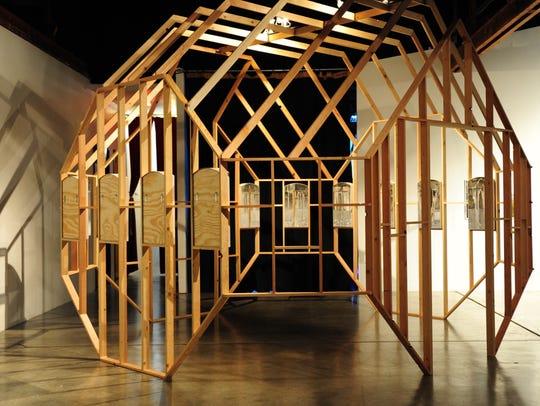 """""""Ghost Window Chapel"""" by Gregory Michael Hernandez,"""
