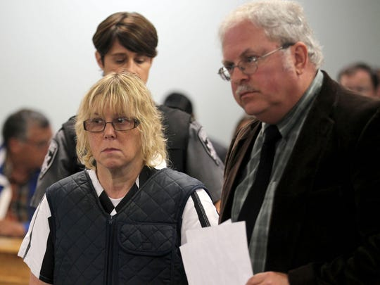 Joyce Mitchell, the prison worker in Dannemora escape