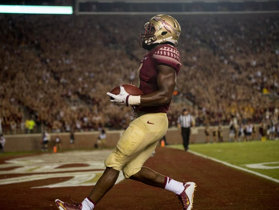 Dalvin Cook looked every bit the best offensive player