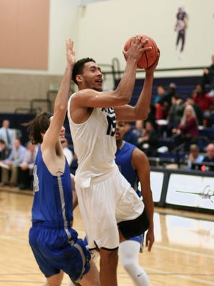 Pima Community College forward Deion James has verbally committed to join the CSU men's basketball team. He was named the NJCAA Division II Player of the Year last season.