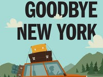 Baby Boomer retirees flee from New York State.
