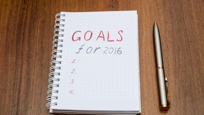 Resolutions can be as easy as 1-2-3.