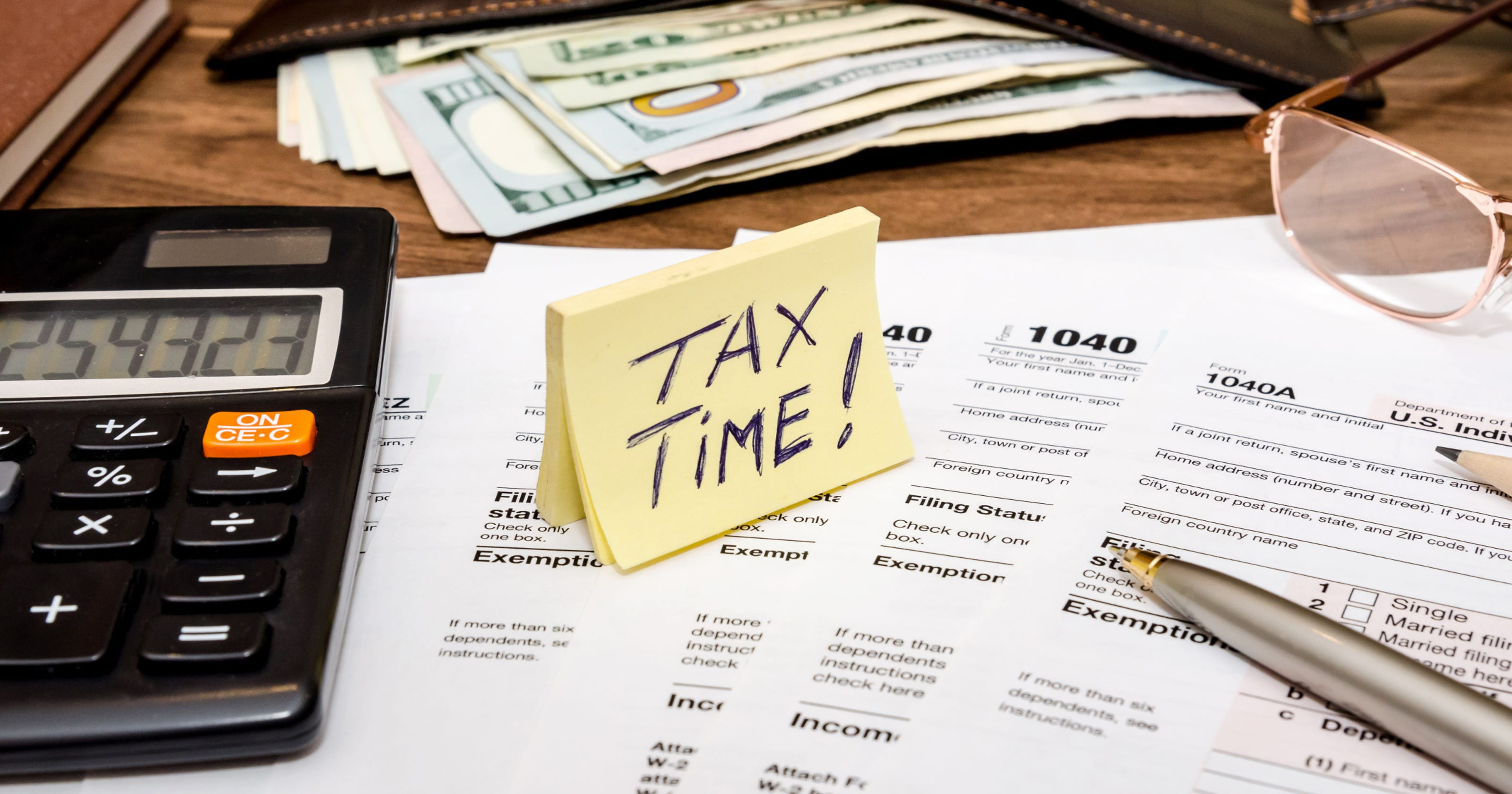 Tax season: 10 tips for doing your taxes yourself