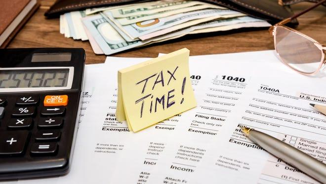 So far, accountants say, tax-filing season seems to be running smoothly.