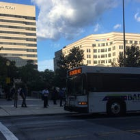 Rodney Square bus route foes seek last-minute reprieve