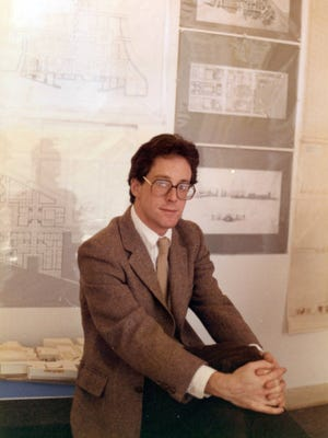 Robert Adler instilled in his younger brother, Andrew, a love of minimalist and modern architecture. Robert Adler died in 2008 from complications of AIDS.