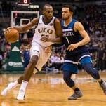 Bucks rally from 20 points down, push past Timberwolves