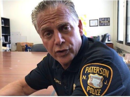 jerry speziale, paterson police director
