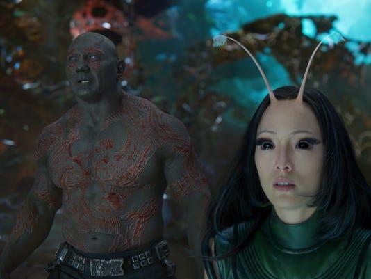 Drax Mantis GOTG2 exclusive