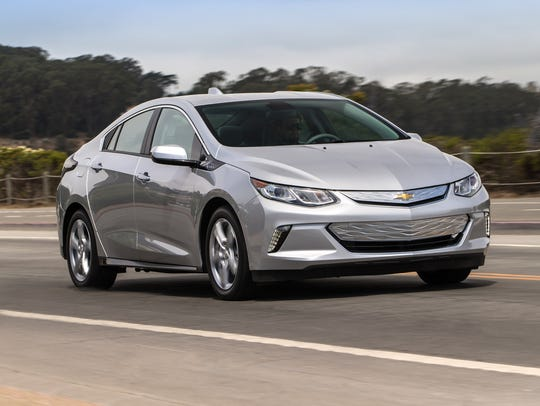 The Chevrolet Volt, GM's first extended-range electric vehicle, will be discontinued. The automaker plans to shutter the Detroit plant in which the vehicle is built.