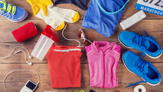 The race kit you prepare should be tailored to you. Include any items you may need during and after the race, such as headphones, wristbands, fuel and a small towel. Think about post-race needs as well.