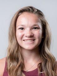 Gettysburg's Hannah Baddick, a GameTimePA all-star