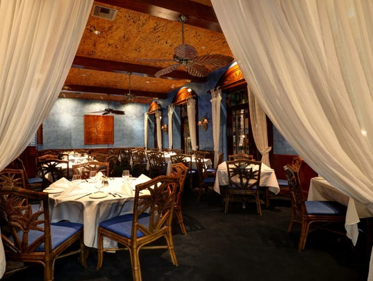 Yabba island grill changes course in naples for My dining room 9 course