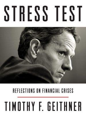 Timothy Geithner book jacket.
