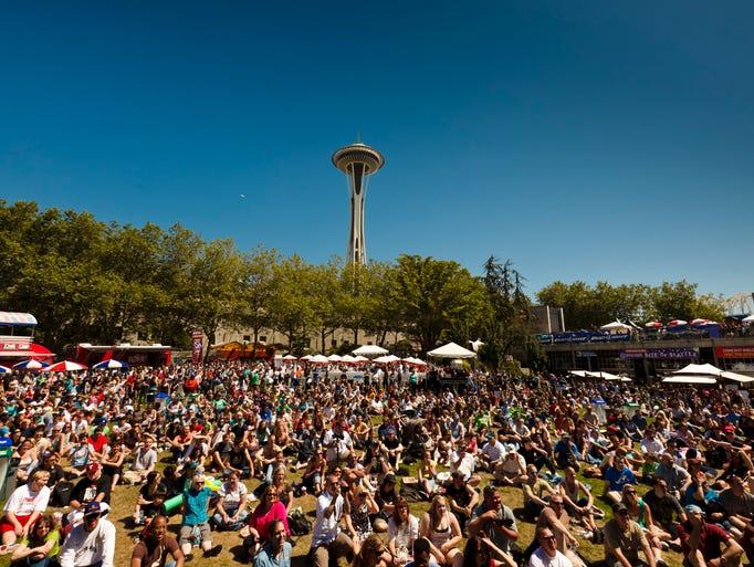 International Food Festival Seattle