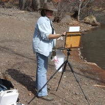 Artists from all over capture Cedarburg charm during Plein Air outdoor painting event