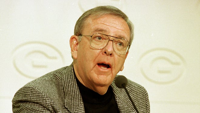 Former Packers general manager Ron Wolf has been named a Pro Football Hall of Fame finalist.