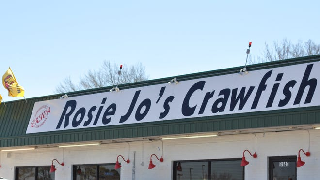 Rosie Jo's Crawfish in Alexandria