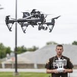 Indiana police departments want drones. There's just one big problem.