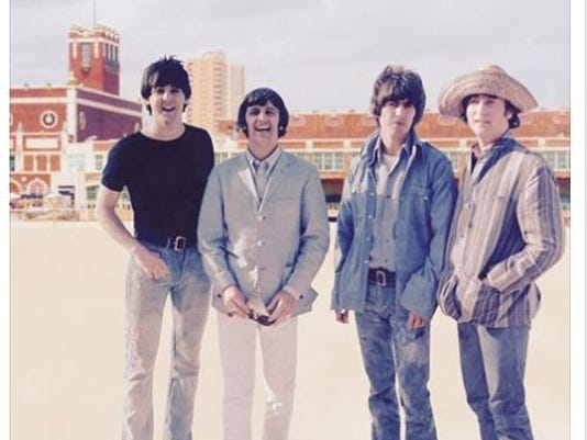The Beatles in Asbury Park