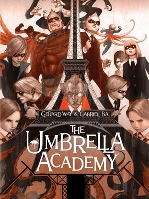 Dark Horse Entertainment's 'The Umbrella Academy' is in TV development as part of a deal with Universal Cable Productions.