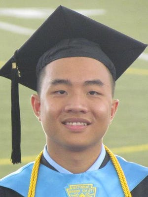Phong Vo was valedictorian for York Suburban's class of 2012. He was named a Gates Millennium Scholar, and he will go to MIT in the fall to study physics.